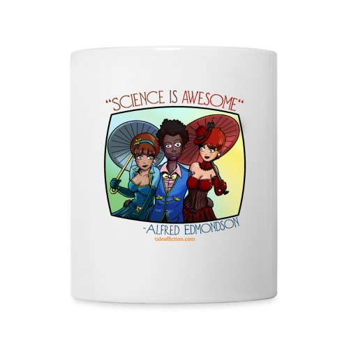 alfrededmondson huge - Mug