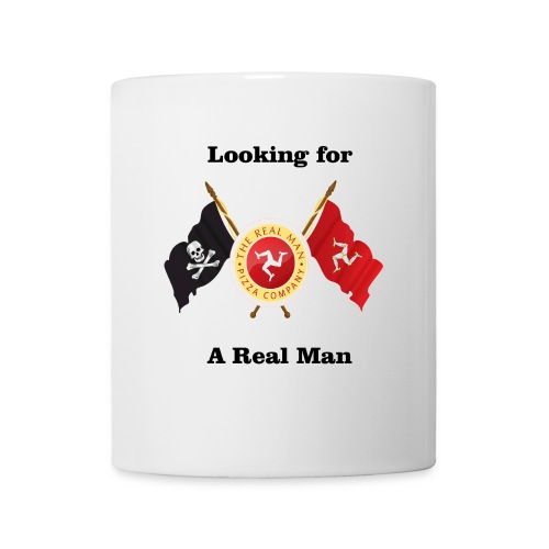 realmanlookingfor2 - Mug