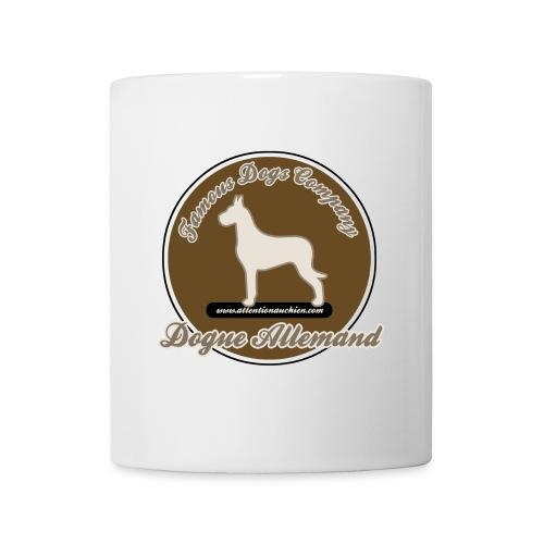 Dogue Allemand company - Mug blanc
