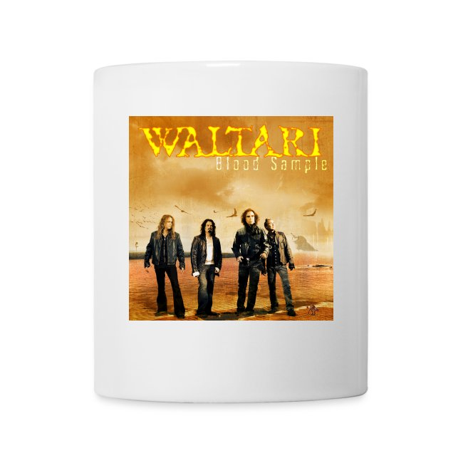 Waltari Blood Sample Cover