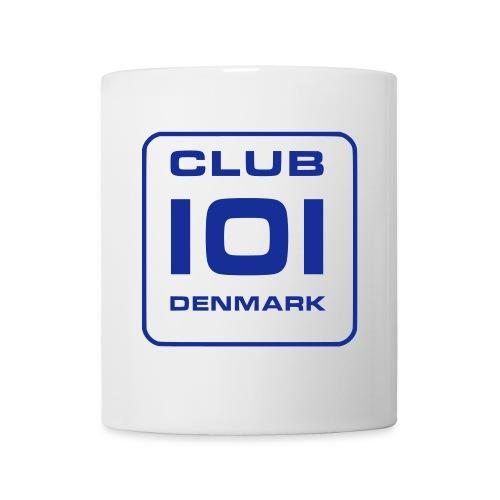 club101vector - Kop/krus
