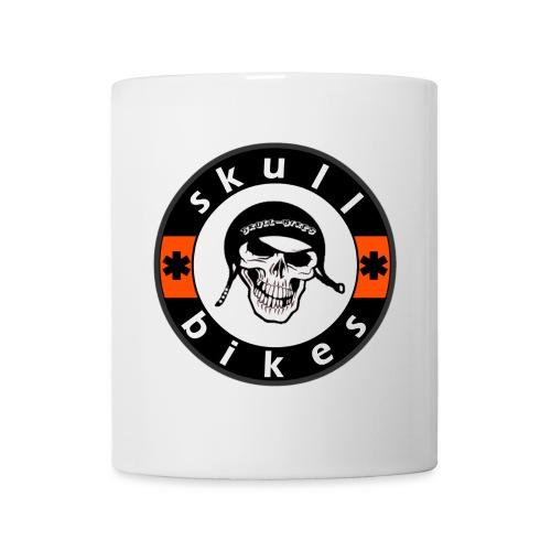 skull gross gif - Tasse