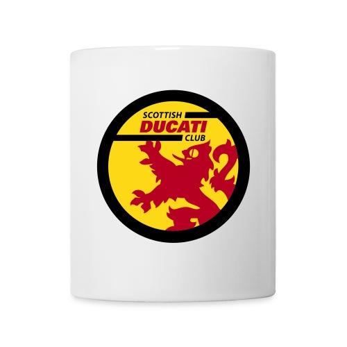 SDC large logo - Mug