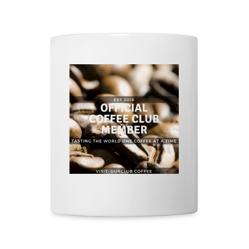 Official Coffee Club Member - Mug