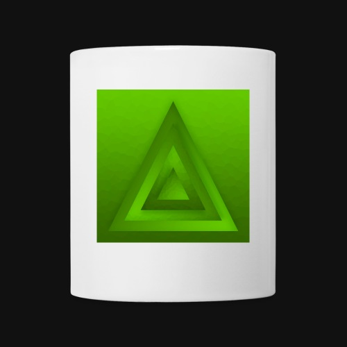 Tree Pyramid - Tasse