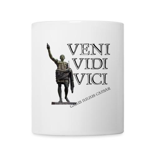 Giulio Cesare, veni vidi vici - Tazza