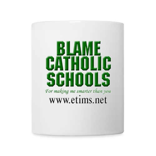 spreadshirt blame1 copy - Mug