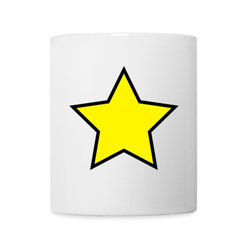Star - Stjerne - Mug