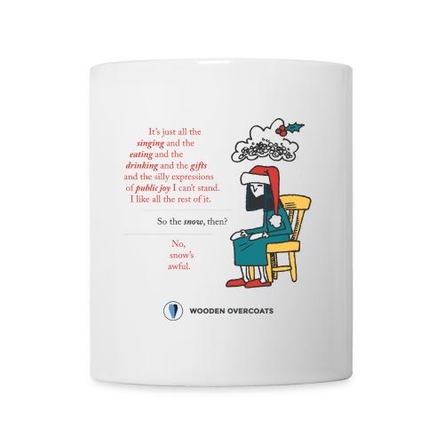 Antigone Funn Christmas - Mug