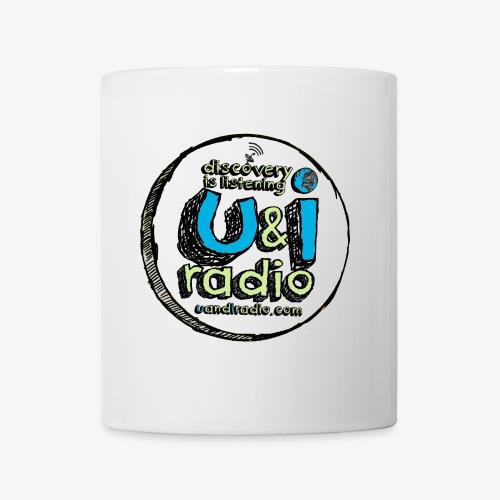 U & I Logo - Mug