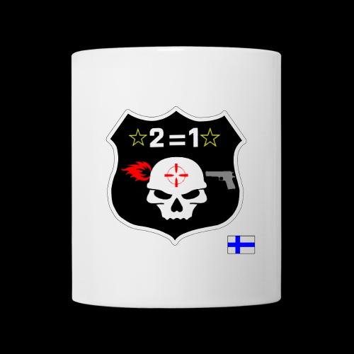 Paita logo selkä VÄRILLINEN png - Muki