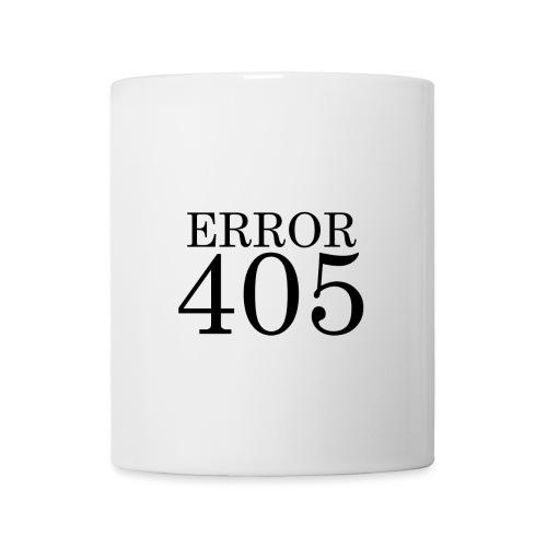Error 405 - Mug