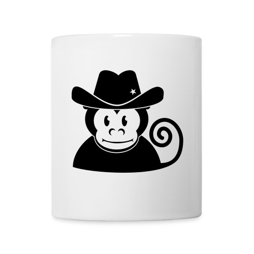 der Bootmonkey Affe v2 - Tasse