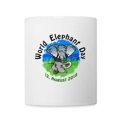 World Elephant Day 2018 - Tasse