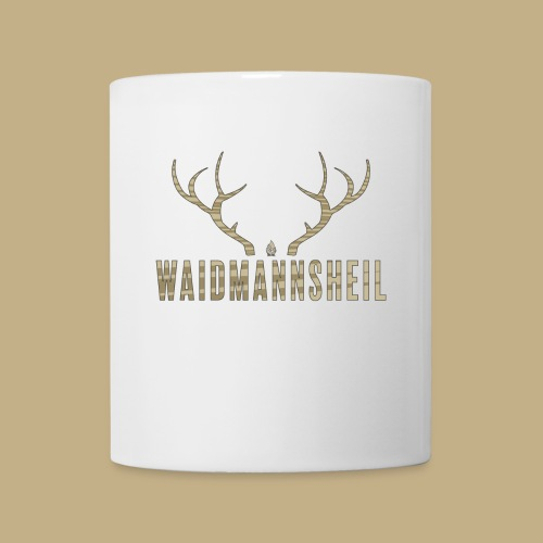 Waidmannsheil - Tasse