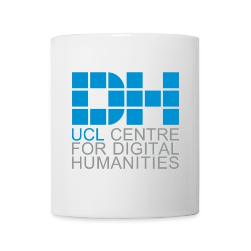 DH UCL captioned remix - Mug