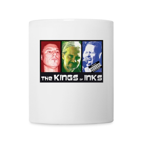 The Kings of Inks Explicit Music nur schwarz jpg - Tasse