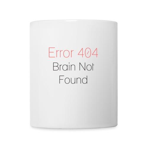 Error 404 - Tazza