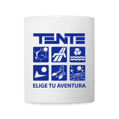 Series de TENTE: Elige tu aventura - Taza