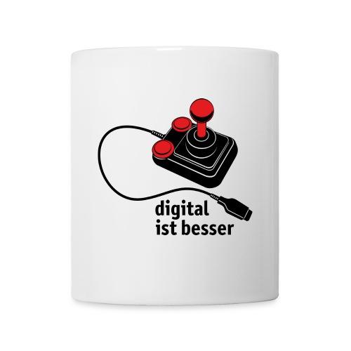 digitaljoystick - Tasse