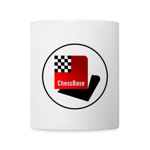 ChessBase Logo - Tasse