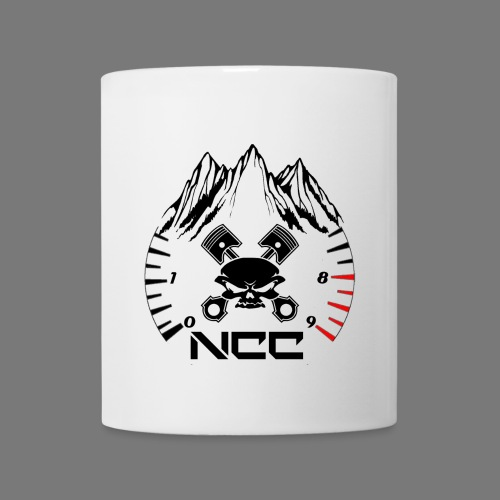 logo-ncc-officielfb - Mug blanc
