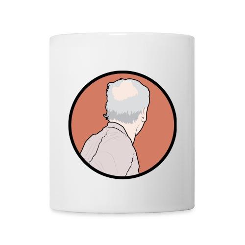 Poutou - Mug blanc