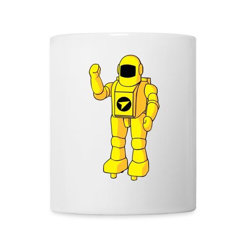 Astronauta de TENTE - Taza