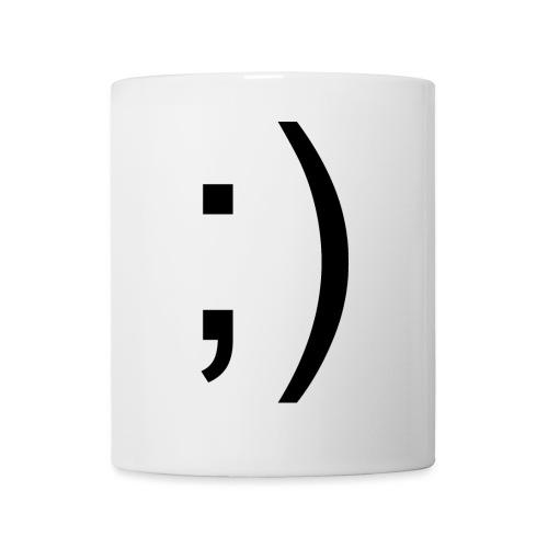 Wink Wink Smile - Mug