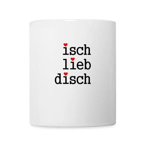 isch-lieb-disch - Tasse