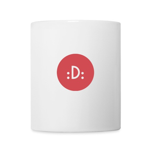 Code - :D: - Mug blanc