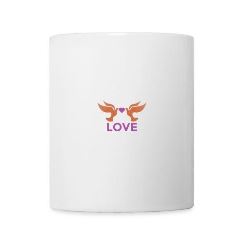 LOVE Doves - Mug