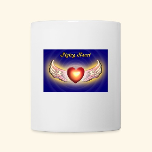 Flying Heart - Tasse