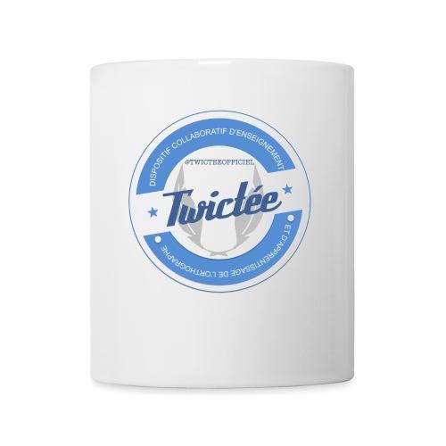 logo twictee - Mug blanc