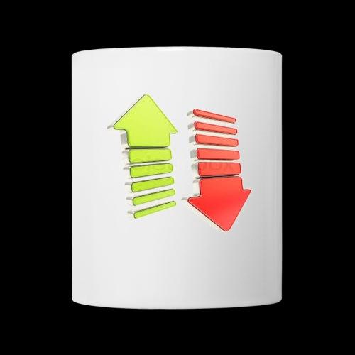 Kanallogo in einer ganz besonderen Art - Tasse