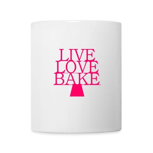 LiveLoveBake ekstra stor - Kop/krus