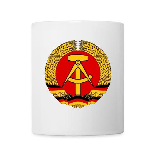 Hammer und Zirkel / Ostdeutschland - Eastgermany - Tasse