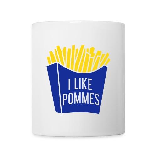 I like Pommes 1 - Tasse