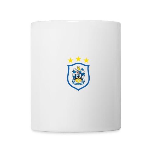 Huddersfield Town FC logo simple png - Mug