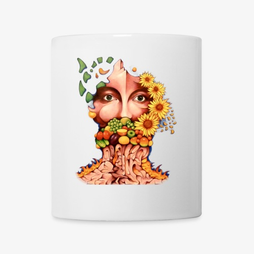 Fruit & Flowers - Mug