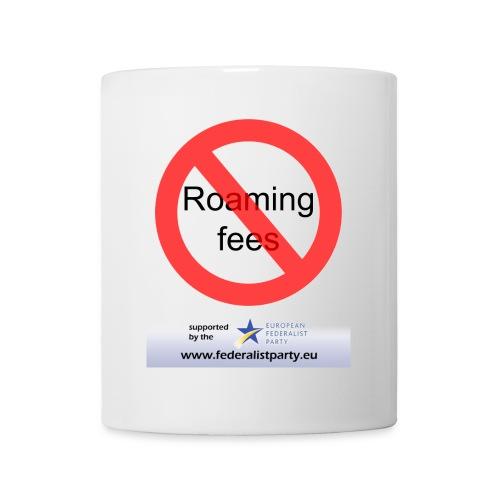 roaminglogobig - Mug