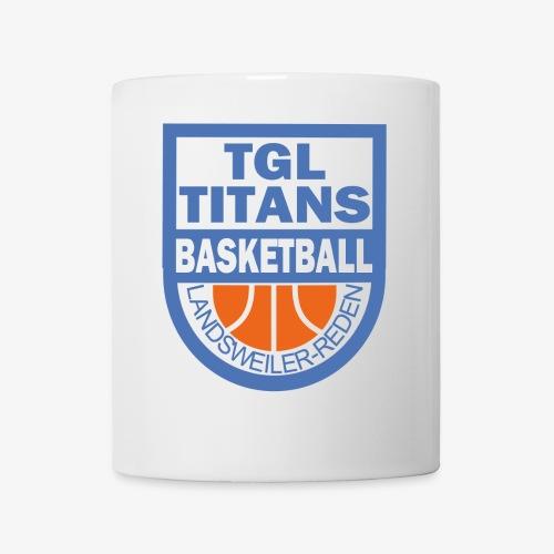 TGL Titans Wappen(transp) - Tasse