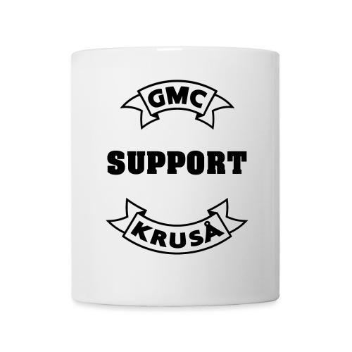 GMC SUPPORT - Kop/krus