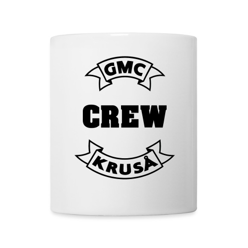 GMC CREWSHIRT - KUN FOR / CREW MEMBERS ONLY - Kop/krus