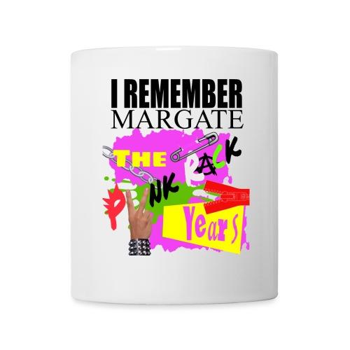 I REMEMBER MARGATE - THE PUNK ROCK YEARS 1970's - Mug