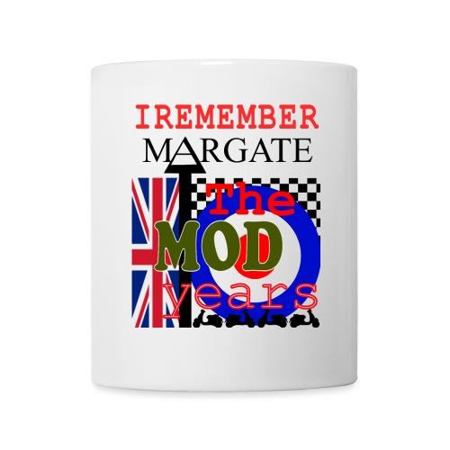 REMEMBER MARGATE - THE MOD YEARS 1960's - Mug