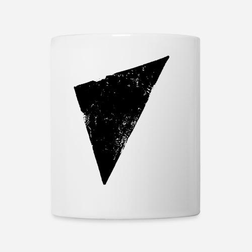 Dreieck | Polygon | Triangle - Tasse
