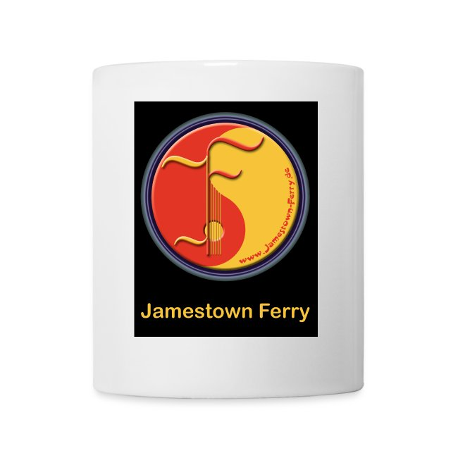 Jamestown Ferry Logo