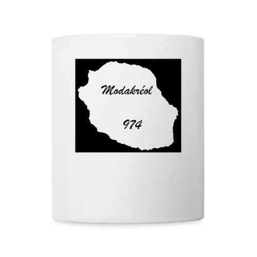 reunion02 gif - Mug blanc