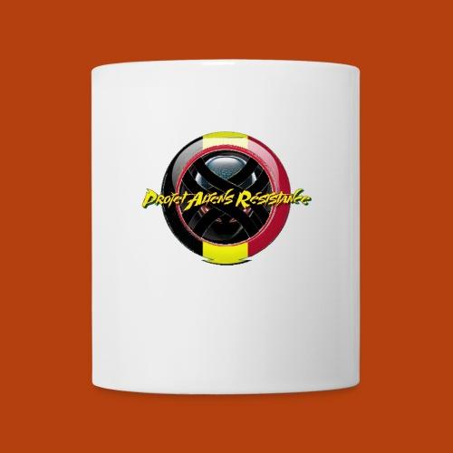 Logo Projet Aliens Résistance - Mug blanc